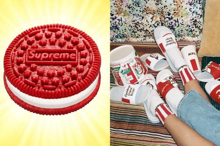 Deretan Kolaborasi Brand Makanan & Fashion Paling Viral di Medsos