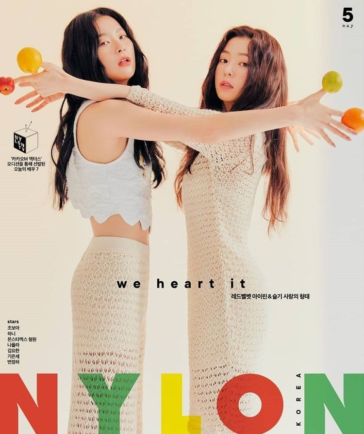 Friendship Goals! 9 Potret Keakraban Irene & Seulgi 'Red Velvet'