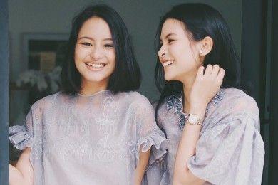 Inspirasi Gaya Kompak Kakak-Adik Artis Indonesia Rayakan Lebaran