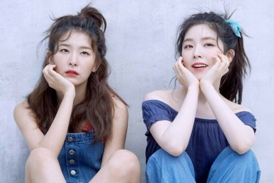 Friendship Goals 9 Potret Keakraban Irene & Seulgi 'Red Velvet'