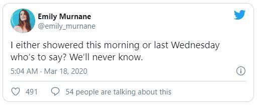 Deretan Tweet Lucu Ketika Self-quarantine