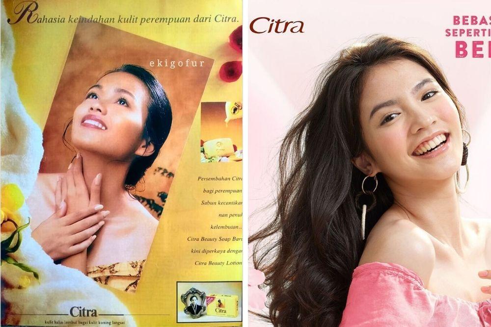Beda Abis! Begini 7 Gaya Iklan Kosmetik Jadul dan Kini