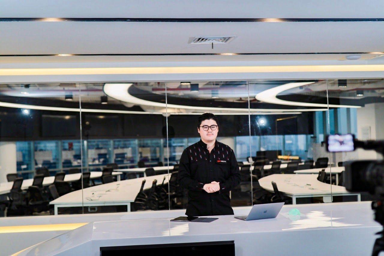CEO IDN Media: Pandemi Tak Beri Opsi, Akselerasi Digital adalah Mutlak