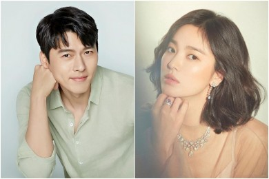 Rumor Song Hye Kyo Hyun Bin Balikan, Ini 5 Fakta Sebenarnya