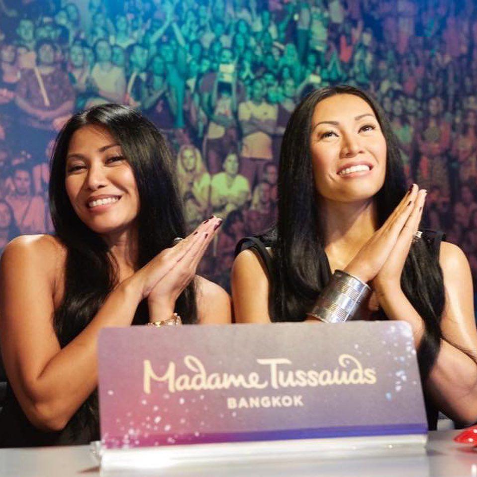 5 Fakta di Balik Patung Lilin Agnez Mo di Madame Tussauds Singapura