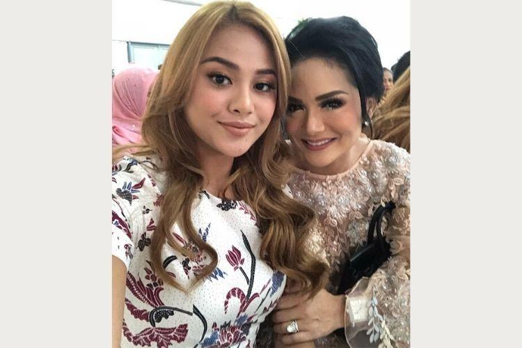 Jadi Sorotan, 5 Konflik Aurel Hermansyah & Krisdayanti di Media Sosial
