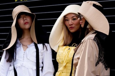 Model Topi Cocok Setiap Outfit