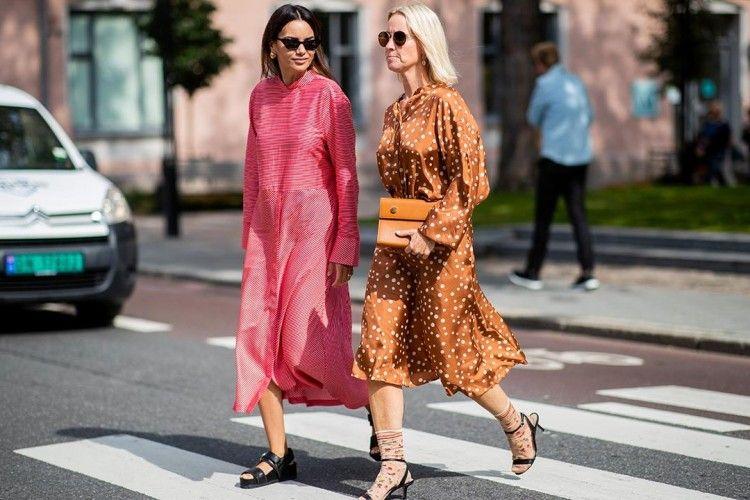Cara Seru dan Modis Padu-padan Dress untuk Musim Panas Tahun Ini