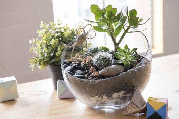4 DIY Ornamen Chic untuk Dekorasi Rumah