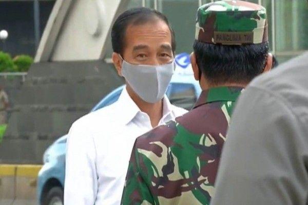 Ini Aturan Presiden Jokowi untuk Disiplinkan Warga Jelang New Normal