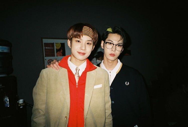 Bikin Gemas! Intip 9 Momen Persahabatan Doyoung dan Jungwoo 'NCT'