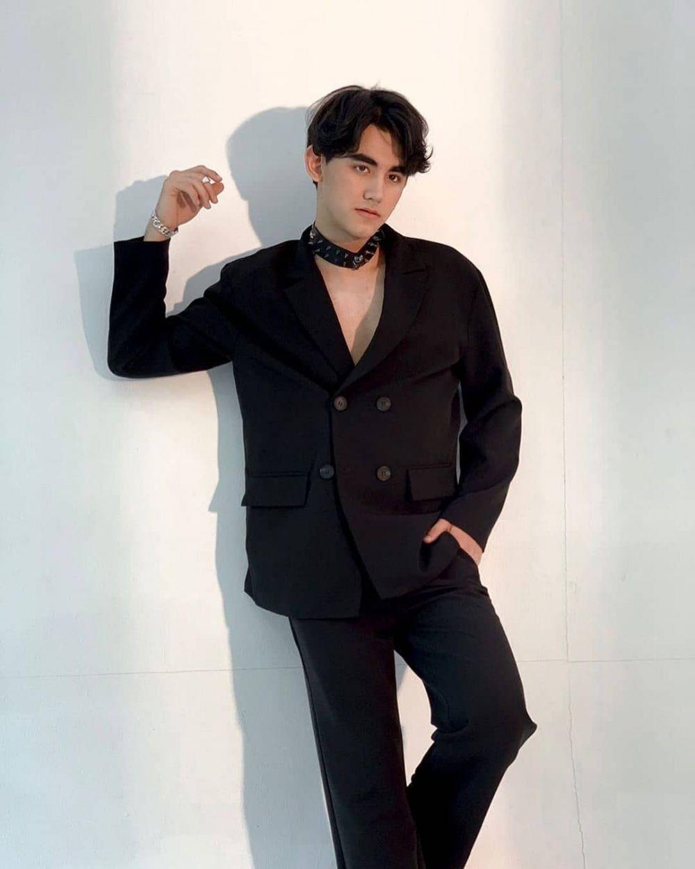 10 hechos de Drake Laedeke, actor tailandés que hace caer un corazón