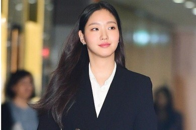 Gaya Kim Go Eun, Pasangan Lee Min Ho Drama The King Eternal Monarch