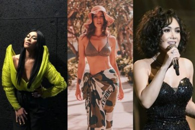 Gaya Seksi 7 Penyanyi Hits Indonesia Tahun 90an