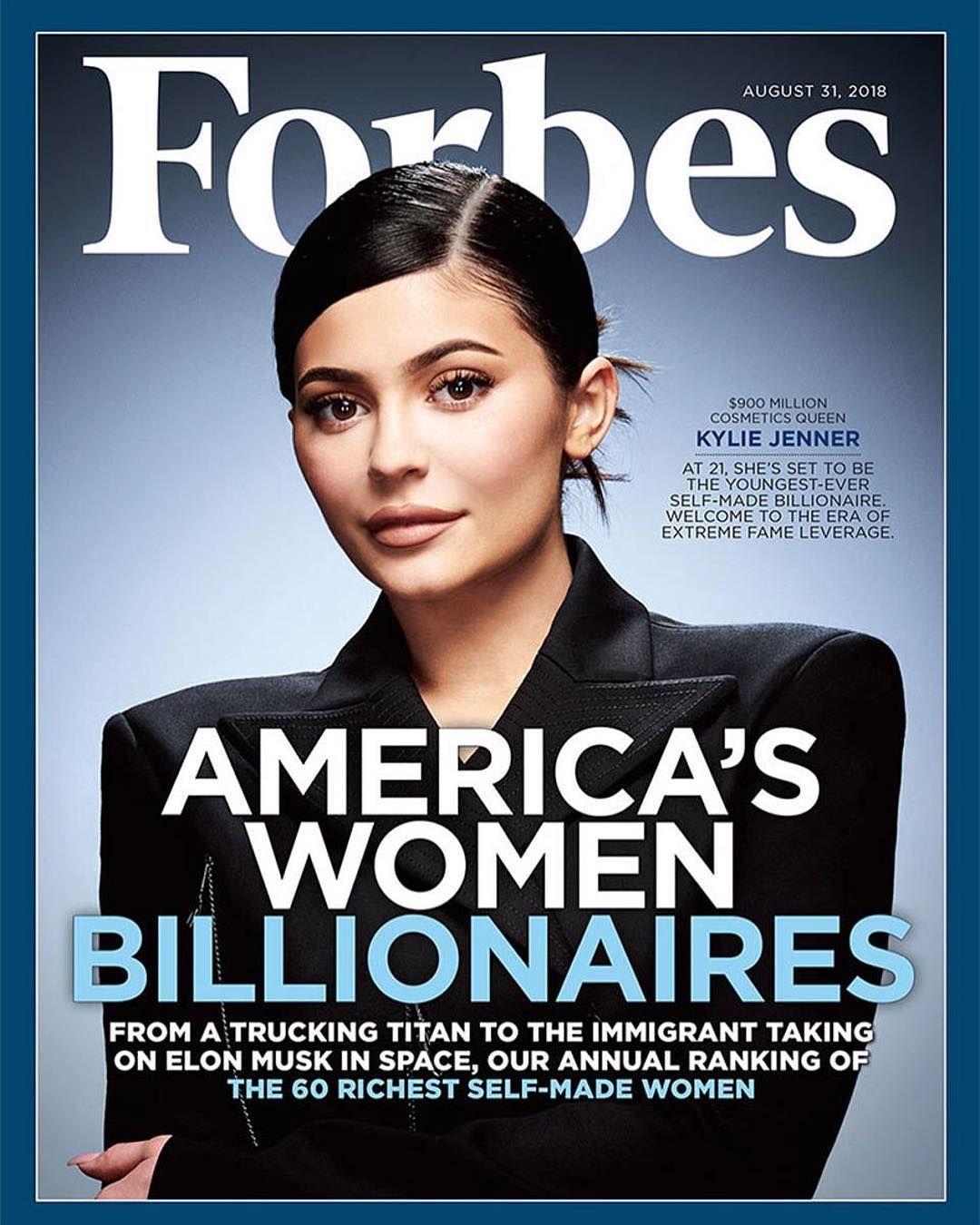 Manipulasi Jumlah Kekayaan, Forbes Cabut Gelar Miliarder Kylie Jenner?