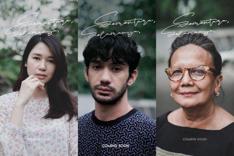 Debut Reza Rahadian Sebagai Sutradara Miniseri 'Sementara, Selamanya'