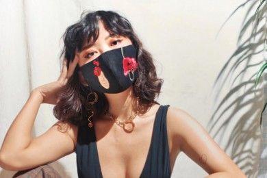 Siap Jalani New Normal Pakai Masker 9 Gaya Kece Ini
