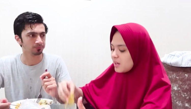 Makin Lengket Usai Nikah, 9 Momen Mesra Vebby Palwinta dan Suami