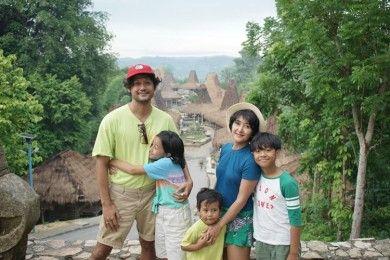 Family Man 9 Bukti Kehangatan Keluarga Dwi Sasono Widi Mulia