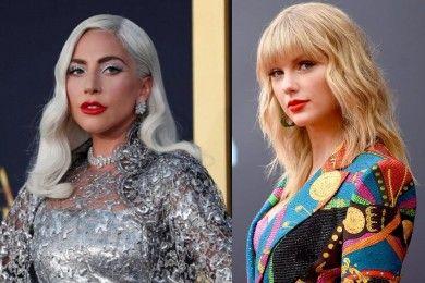 Dianggap Rasis, Lady Gaga Taylor Swift Kritik Keras Donald Trump