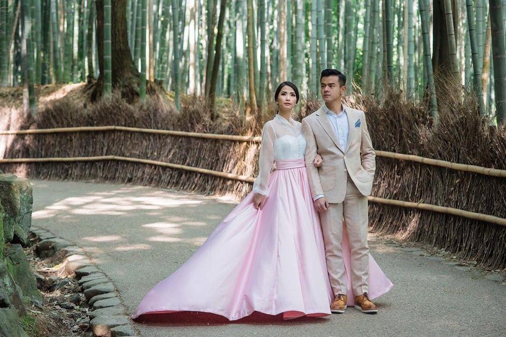 Disukai Artis, 11 Ide Foto Pre-Wedding Ini Terinspirasi Kdrama