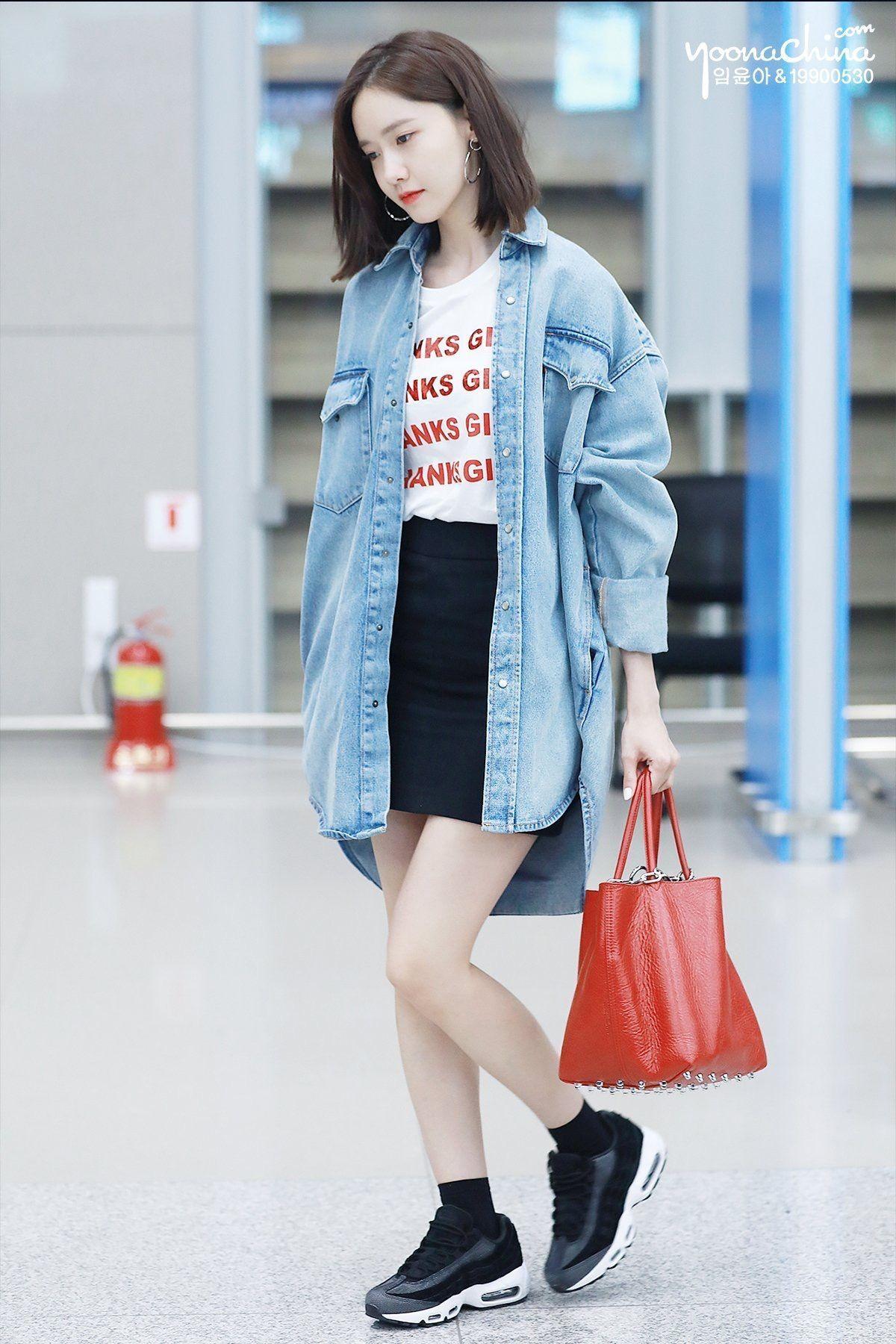 Memasuki Usia 30 Tahun, Begini Gaya Yoona SNSD