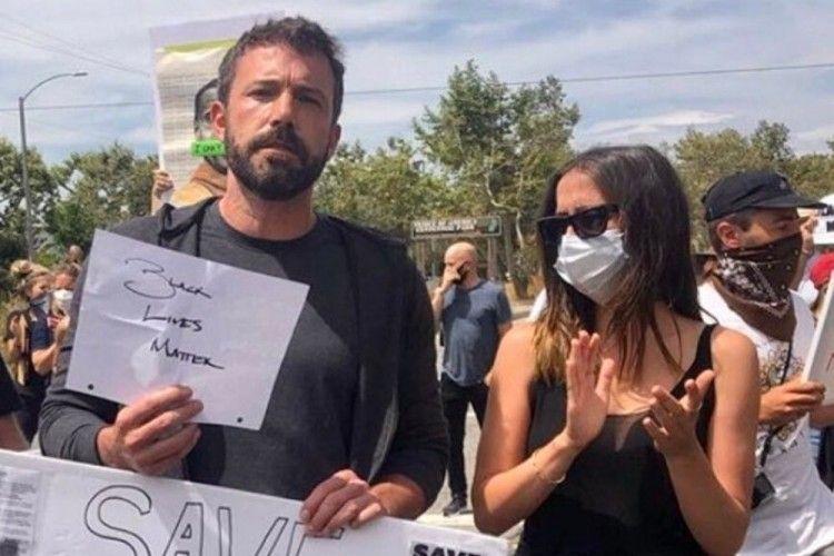 Ini Seleb Hollywood yang Ikut Demonstrasi Pasca Kematian George Floyd