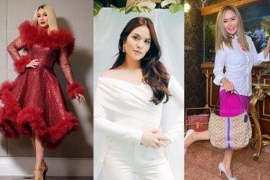 Deretan Gaya Diva Musik Indonesia, Pop Sampai Dangdut, Menawan