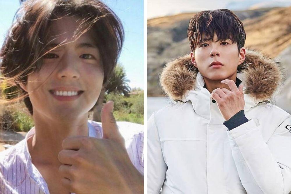 Tetap Tampan, Ini Potret 7 Aktor Korea Tanpa Polesan Makeup