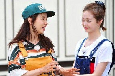 Begini Kompak Riasan Song Ji Hyo danJeon So Min