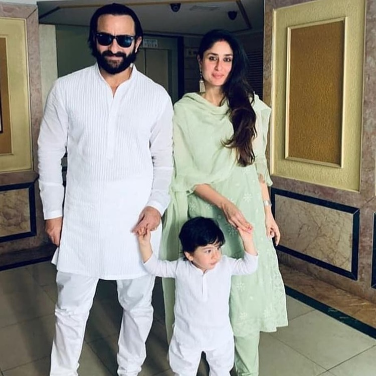 Nikah Beda Agama, Ini 9 Momen Mesra Kareena Kapoor dan Saif Ali Khan