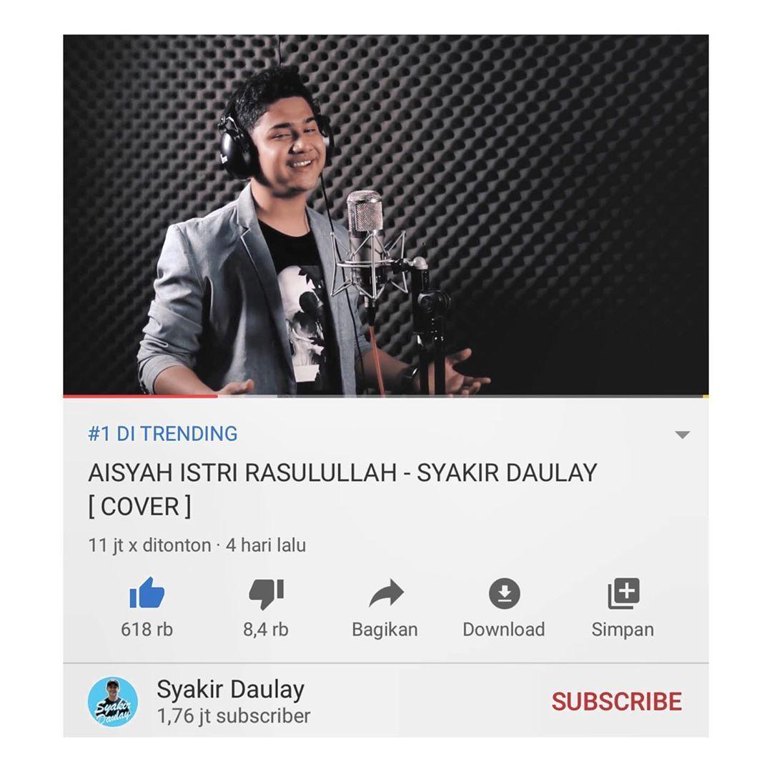 5 Fakta Perseteruan Syakir Daulay dengan Label Musik ProAktif