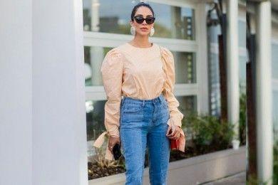 Anti-Basic, Begini Trik Padu-padan Celana Jeans High Waist