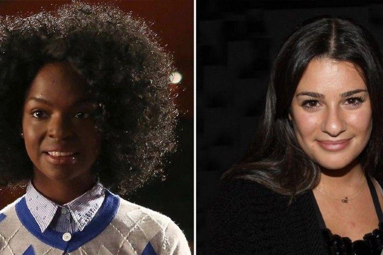 Aktris Glee Menyiratkan Lea Michele Seorang Rasis, Ini Faktanya
