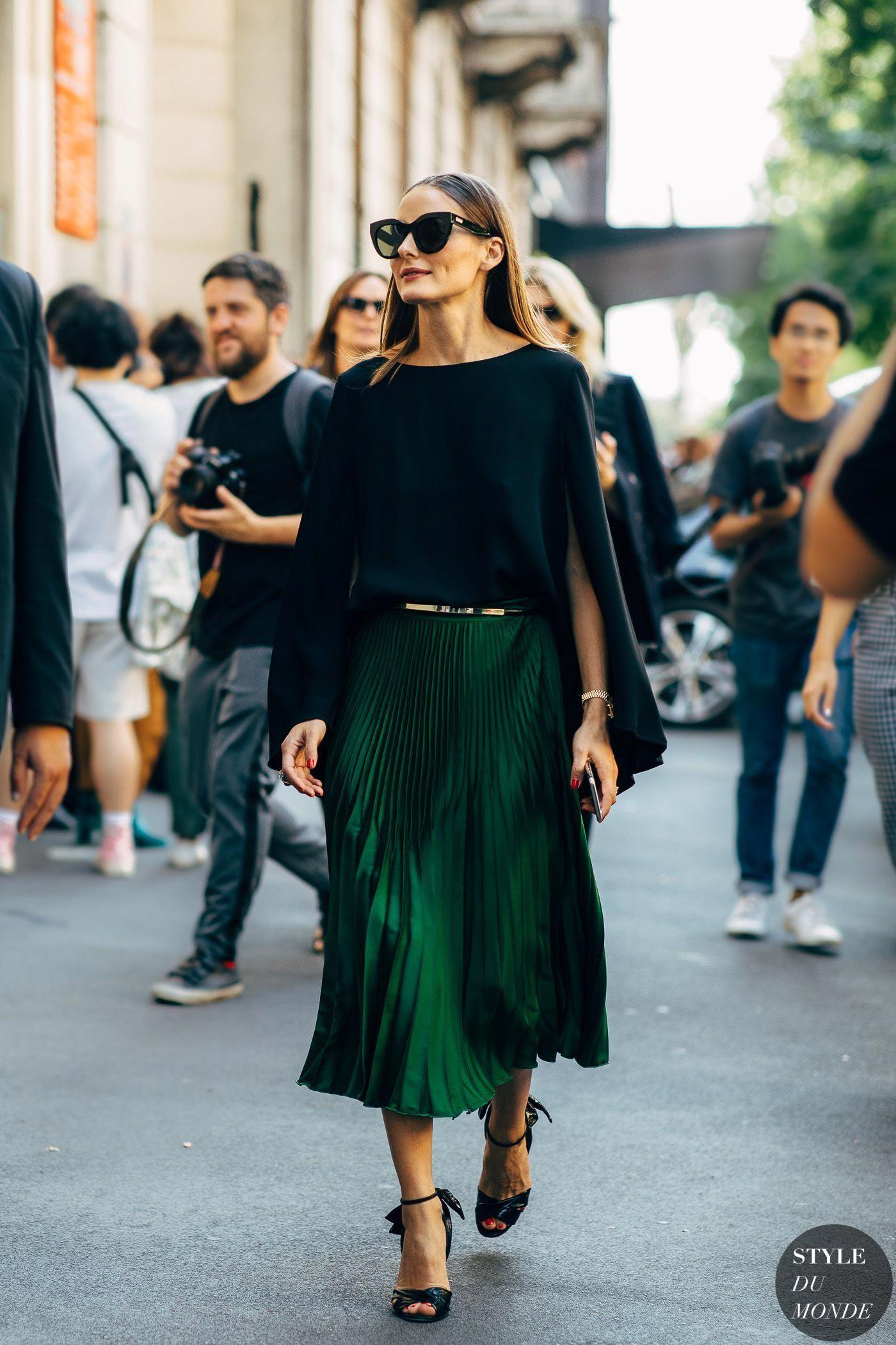 Tips Padu-padan Warna Hijau Emerald, Biar Glamor!
