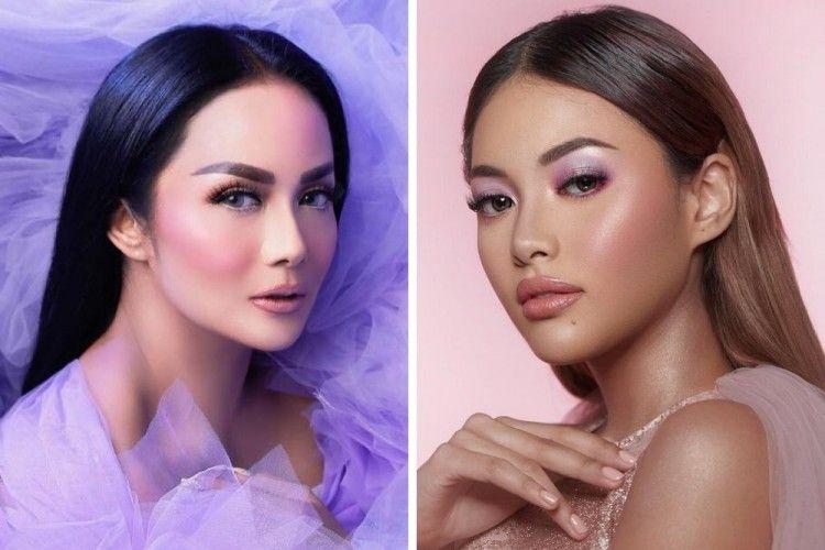 Adu Riasan Krisdayanti vs Aurel Hermansyah, Bagai Kakak Adik!