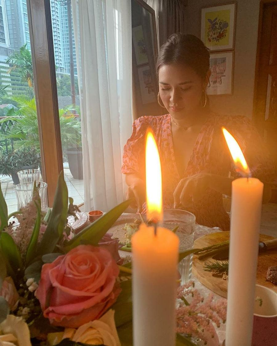 8 Momen Mesra Raisa Rayakan Ulang Tahun ke-30 Bersama Hamish Daud