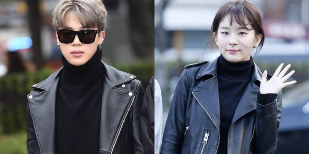 Diduga Pacaran, 5 Bukti Kedekatan Jimin 'BTS' dan Seulgi 'Red Velvet'