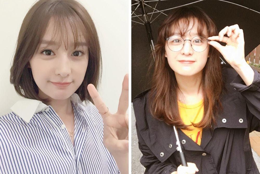 Gaya Seleb Korea dengan Rambut Pendek vs Panjang, Siapa Favoritmu?
