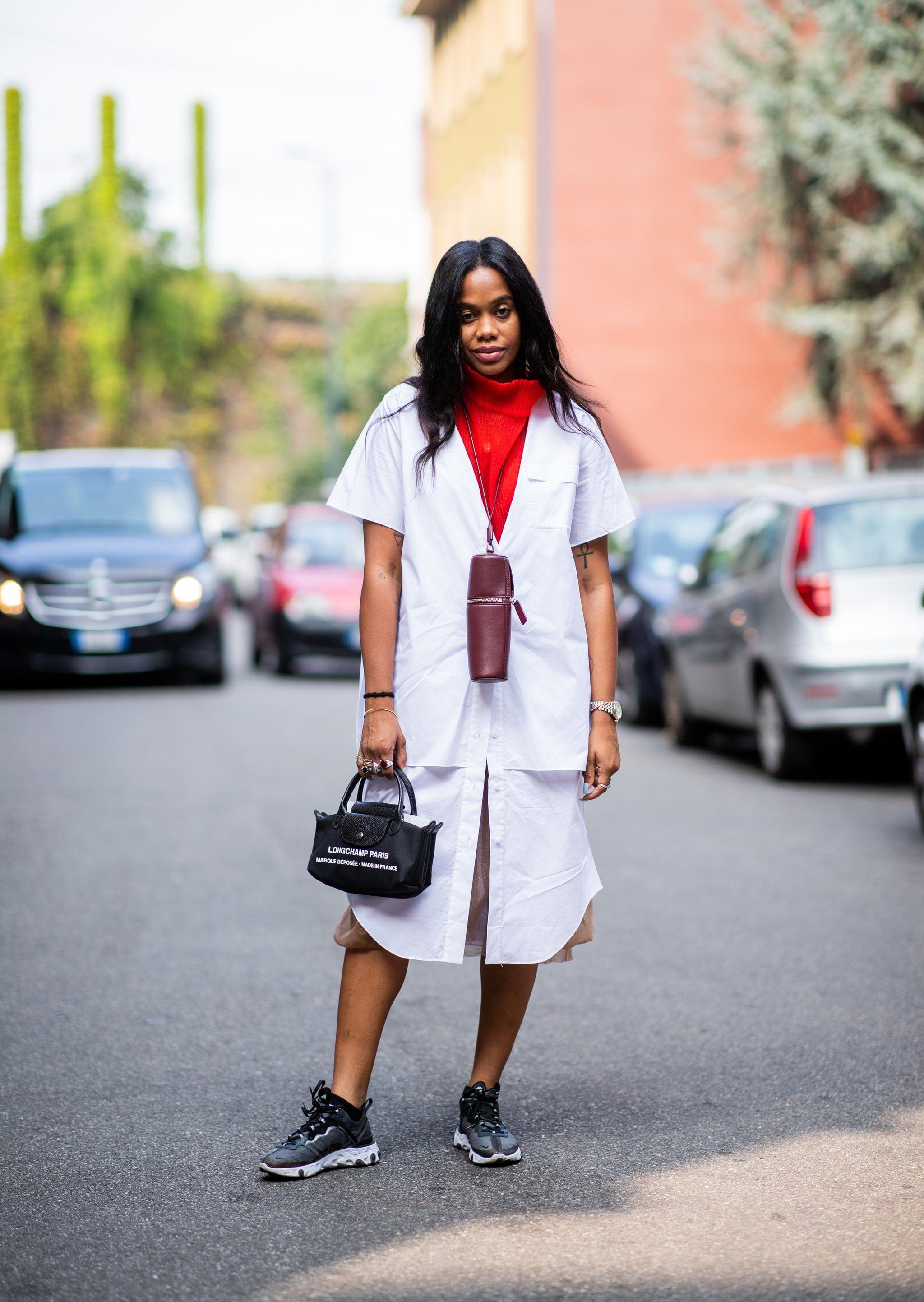 Tips Padu-padan Baju dengan Tas Mini, Layak untuk Kamu Coba