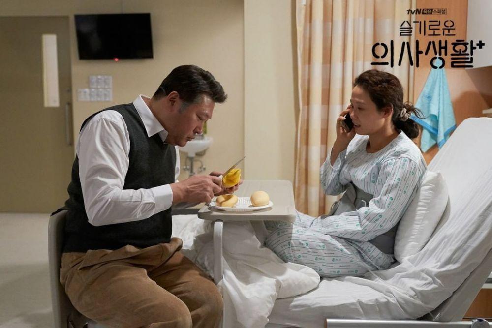 5 Bintang KDrama 'Reply Series' yang Jadi Kameo di 'Hospital Playlist'