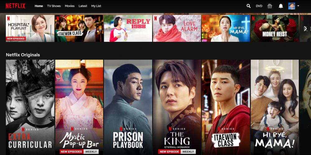 Bikin Betah, Ini 7 Situs Legal untuk Streaming Drama Korea