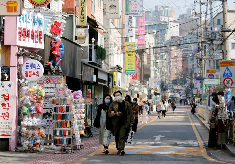 Begini Cara Korea Selatan Tangani Covid-19 Tanpa Lockdown