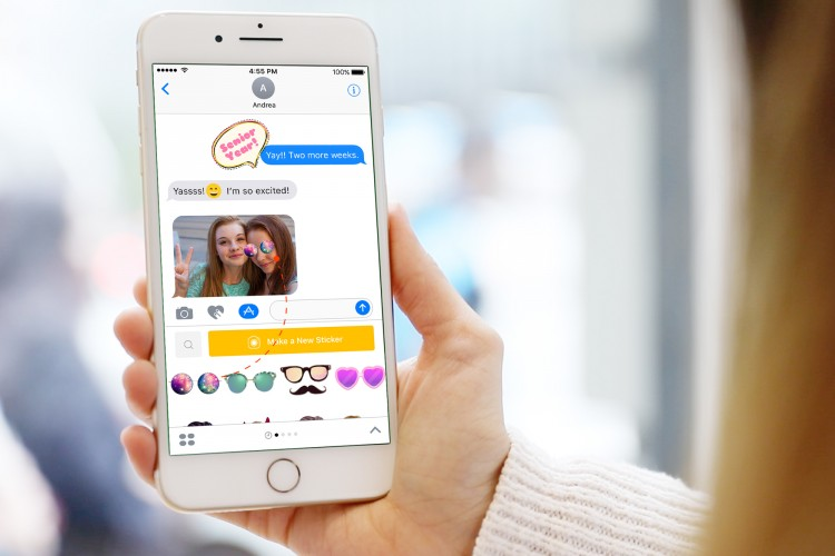 Aplikasi untuk Membuat Stiker WhatsApp