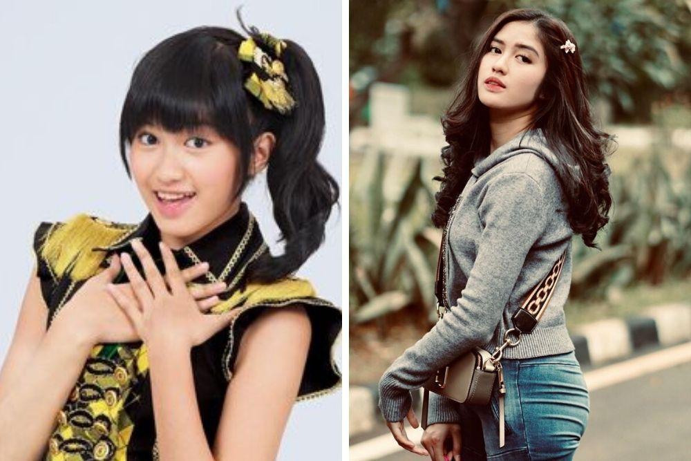 Tetap Menggemaskan, Ini Potret Dulu dan Kini Mantan Personil JKT48