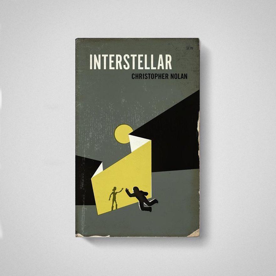 Kreatif, Seandainya 10 Film Populer Ini Jadi Sampul Buku Tempo Dulu