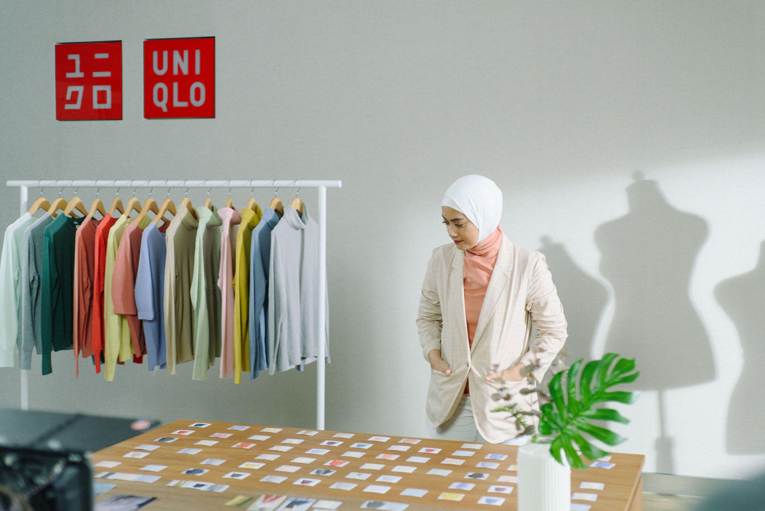 UNIQLO Indonesia & Ayudia C akan Merilis Panduan Gaya Hijab Minimalis
