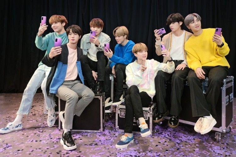 Ada Edisi BTS, Ini Deretan Smartphone Canggih Ini Rilis di Juni 2020