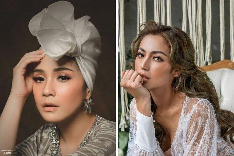 Ternyata Kompak, Ini Adu Riasan Nagita Slavina vs Jessica Iskandar!