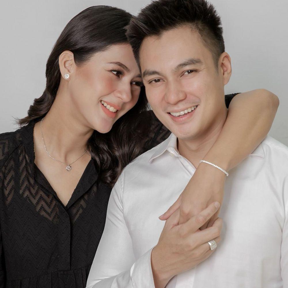 Romantis! 9 Laki-Laki Ini Beruntung Menikah dengan Top Model Indonesia